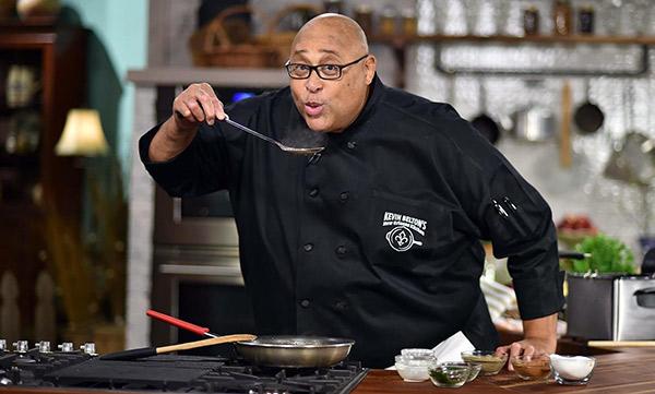 Chef Kevin Belton